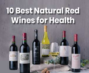 10 Best Natural Red Wines for Health