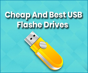 15 Cheap USB Flash Drives from $4.99 to $10.99