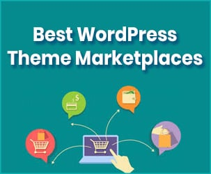 Popular WordPress Theme Marketplaces