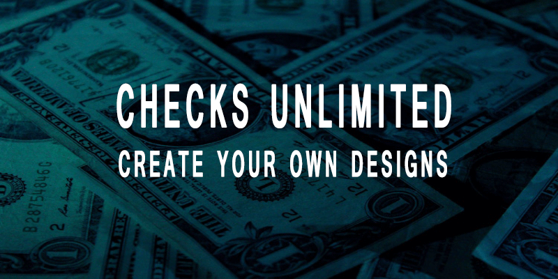 Checks Unlimited Review - Design Checks in Your Own Style