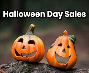 Halloween Day 2019 Deals and Coupons