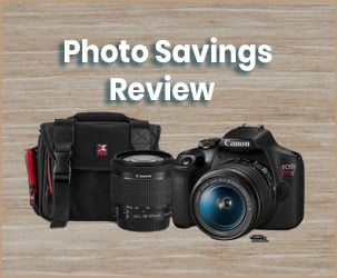 Photo Savings Review
