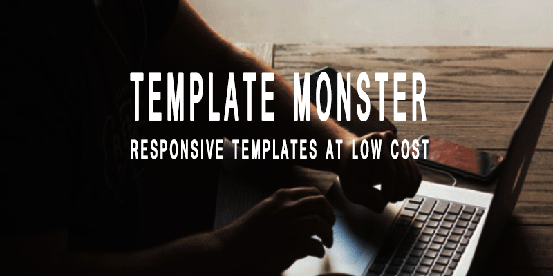 Template Monster Review - Get Responsive Templates at Low Cost