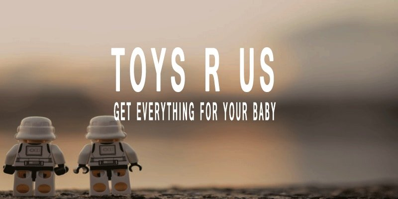 Toys R Us Review - The World's Biggest Toy Store