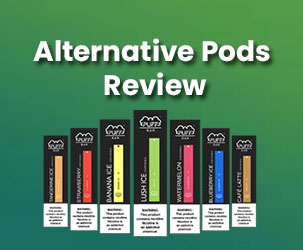 Alternative Pods Review