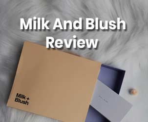 Milk and Blush Review - The Perfect Length Hair Extensions