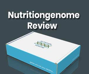 Nutrition Genome Review - The DNA Nutrition Testing Kit