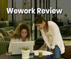 We Work Review - The Workspace Solutions