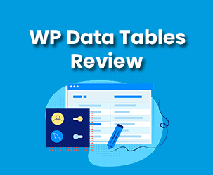 wpDataTables Review