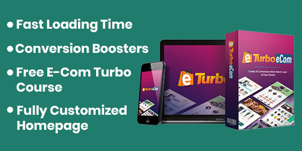 E-Com Turbo Benefits