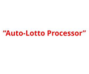 Autolottoprocessor Coupons