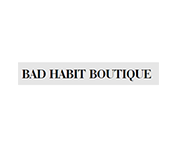 BAD HABIT BOUTIQUE Coupon Codes