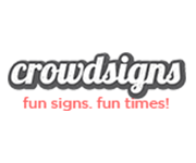 CrowdSigns Discount Codes