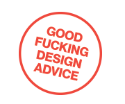 Good Fucking Design Advice Coupons