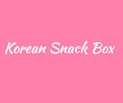 Korean Snack Box Coupons