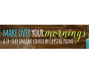 Make Over Your Mornings Promo Codes