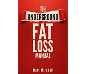The Underground Fat Loss Manual Coupons
